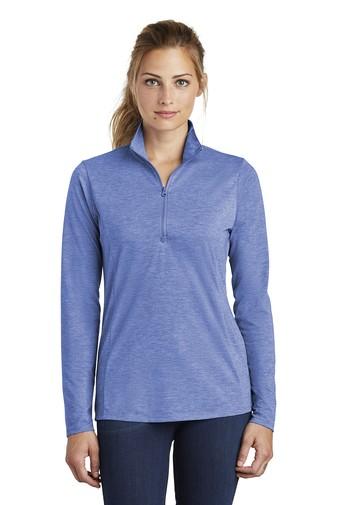 Sport-Tek Tri-Blend 1/4 Zip Pullover