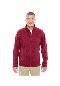 New Devon & Jones Bristol Full Zip Sweater Fleece