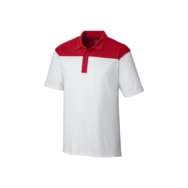 Clique Parma Colorblock polo