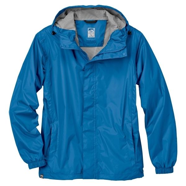 rupert waterproof rain jacket packable